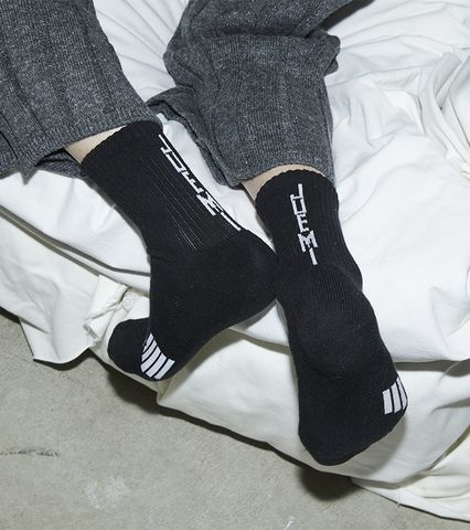 JUEMI left and right SPORTS SOCKS