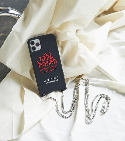 Arabic Rubber Chain iPhone Case