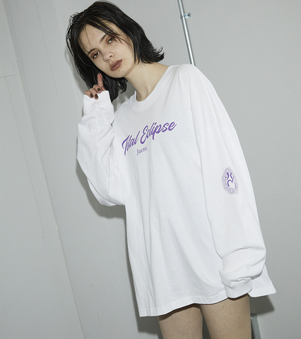 TOTAL ECLIPSE L/S TEE
