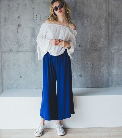 Relax Flare Pants