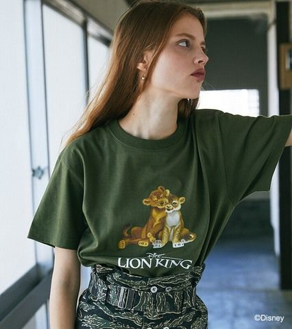 THE LION KING TEE