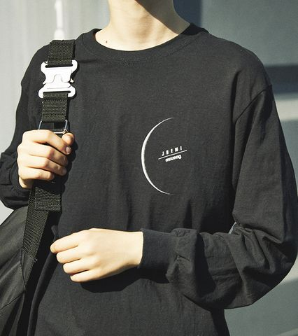 mixmag LONG SLEEVE TEE